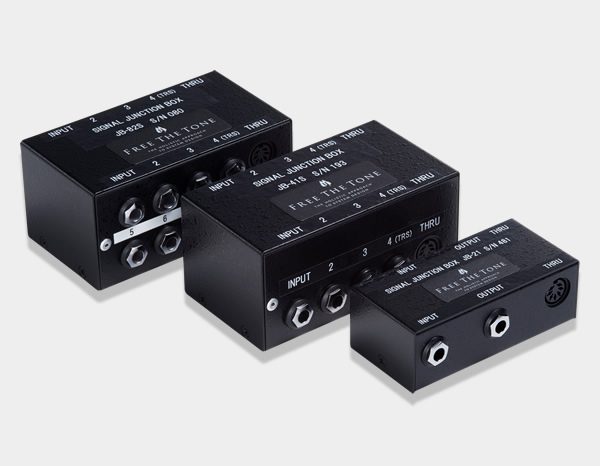 JUNCTION BOX SERIES